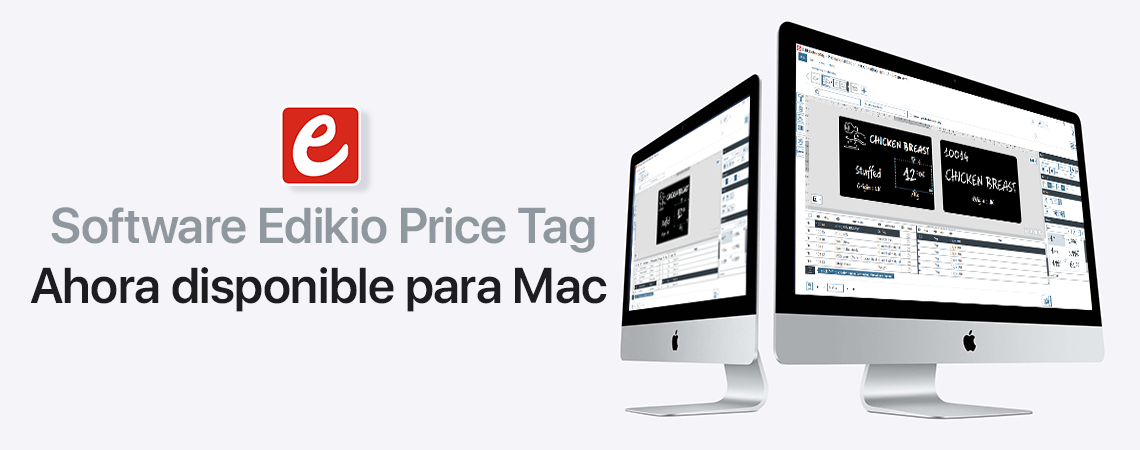 Edikio Price Tag for Mac