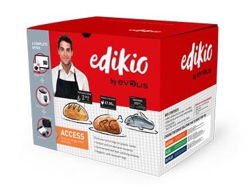 Edikio Price Tag Access