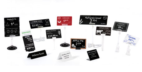 Edikio - Price tags accessories for Flex printer
