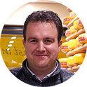 Peter Kalkman, Gerente de la quesería Kalkman (Países Bajos)