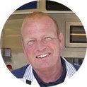 Harteveld Kees, gerente de la pescadería Harteveld Vis