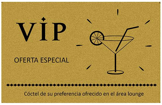 Tarjeta VIP Edikio Guest